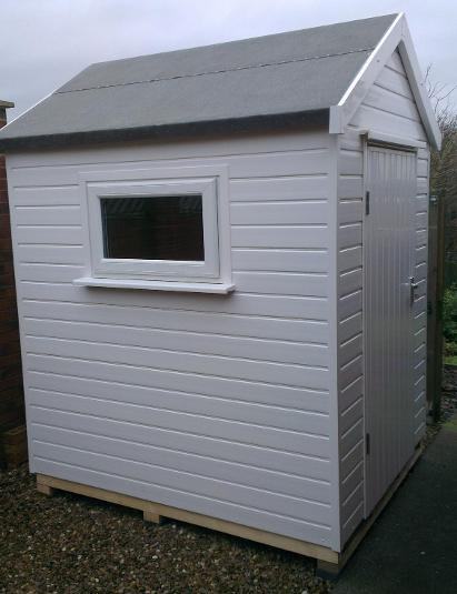 Apex Shed