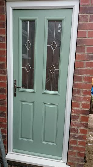 Martindale Composite Doors