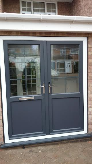 Martindale home and garden for Grey upvc porch