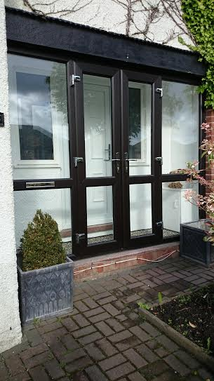 Martindale home and garden for Upvc french doors ireland